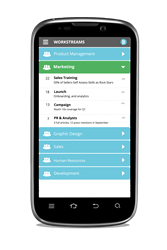 Android App for Team Productivity and Goal Achievement