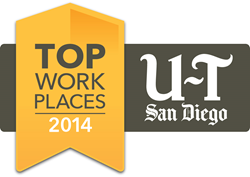 UT Top Workplace 2014