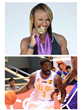 "Team Jet consists of siblings Carmelita Jeter, Olympian, Eugene ""Pooh"" Jeter III, Chinese Basketball League."