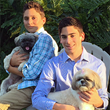 PAWSitively Curing Cancer, Inc. Launched By Two Children for National Pet Cancer Awareness Month