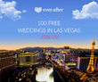 Complimentary Las Vegas Wedding Ceremonies for 100 Couples