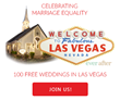 Celebrating Marriage Equality Free Las Vegas Weddings