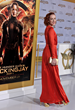 Actress Jena Malone Carries Jill Milan to 'Hunger Games: Mockingjay -...