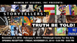 "Visual Artist Nora Musu Featured In ""Storytellers: Truth Be..."