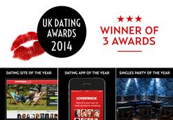 Lovestruck, Dating, App, Events, Awards