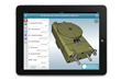 3D CAD Models Mobile App by CADENAS PARTsolutions Gets Major Upgrade with New Design, Powerful Search and Social Sharing