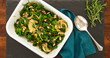 Quick-braised Kale with White Beans and Rosemary