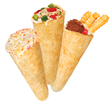 Taking Pizza out of the Box and into the Cone