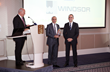 Cyprus Minister of Finance Hands Over CIBA's Business Excellence Award to Windsor Brokers Ltd.