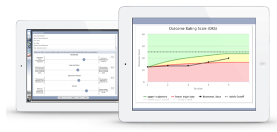 Athena Software Add Outcome Rating Scale And Session