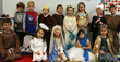 The Saints Came Marching in… at Everest Academy of Lemont!