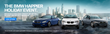 BMW Happier Holiday Event Helps Drivers Save on New and Used Cars at...