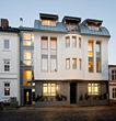 Ice Loft facade project - HI-MACS 02