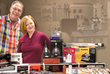 """The American Woodshop"" Co-Hosts Scott & Suzy Phillips Visit Woodcraft for Holiday Gift Ideas"