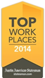 ASI Again Named One of the Top Workplaces in Austin