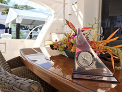 Best Power Catamaran Over 50 Feet Award, Horizon Power Catamarans PC52