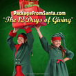 PackageFromSanta.com Announces Holiday Partnership to Give Back to Twelve Charities