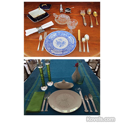 antiques, collectibles, thanksgiving, tablescape