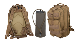 Presidio Pack with Hydrapak® Reservoir