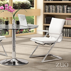 Zuo Modern Lider Plus Conference Chair White 215211