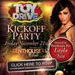 The Penthouse Club & Restaurant San Francisco Kicks Off Holiday...