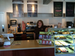 Beth Duncan, owner of Stone House Sweets bakery and coffee in Englewood, Ohio