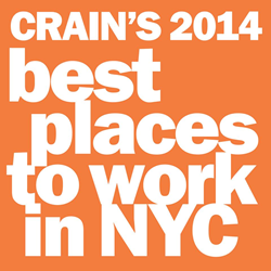 benhar office interiors is named one of crain s 2014 best places to work