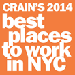 Benhar Office Interiors is Named One of Crain's 2014 Best Places to...