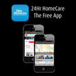 24Hr HomeCare Launches Mobile App for Professional Caregiving Services
