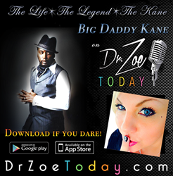 Big Daddy Kane on Dr. Zoe Today