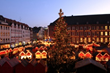 On Market Square with Lillehammer Christmas Tree