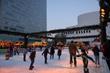 Ice Skating Rink at Theater (Duesseldorf Schauspielhaus)