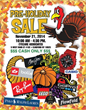 Eye Care Associates Is Having A Pre-Holiday Walk In Sale On November...