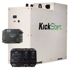 BOA-WS, NCM, and KickStart, Picture of the three products mentioned in press release