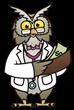 Dr. Hoot Wallet Logo