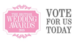 Crystal Bridal Accessories Nominated for the British Wedding Awards...