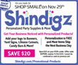 Shindigz Lends Its Support to Small Business Saturday® and Drives...