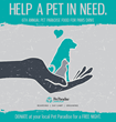 Pet Paradise Resort's 6th Annual Food for Paws Pet Food Drive