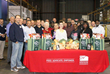 Harris Teeter Packs 1,000 Thanksgiving Dinners to Aid Local Families