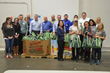 Harris Teeter Packs 2,000 Thanksgiving Dinners to Aid Local Families