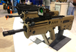 Guns trade show display by Xibit Solutions