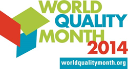 Events are planned worldwide to celebrate World Quality Month. World Quality Month showcases the impact of quality.