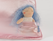 Each Hair Fairy pillowcase comes with an adorable Harriet fairy doll tucked into a special pocket