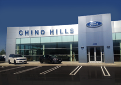 Exterior Photo of Chino Hills Ford