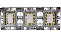 450 Watt Explosion Proof High Bay LED Light Fixture that produces 37,500 lumens