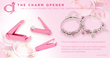The Clasp Opener by Caterina Jewelry