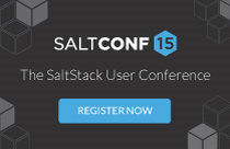 SaltConf15 - Salt Lake City - March 3-5, 2015