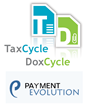 Drag-and-drop import of PaymentEvolution T4 slips into TaxCycle T1 personal tax returns