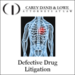 Carey Danis & Lowe Comments on Recently Filed Testosterone Gel Lawsuit