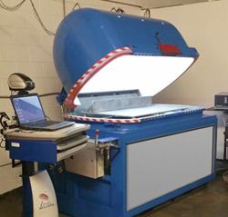High Pressure Testing Chamber